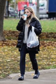 Kaley Cuoco After Leaves a Spa in Toronto 2020/10/26 5