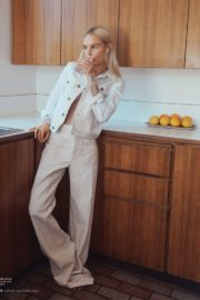 Kate Bosworth in Instyle Magazine, November 2020 Issue 3