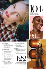 Kate Bosworth in Instyle Magazine, November 2020 Issue 7