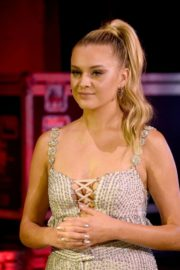 Kelsea Ballerini at 2020  iHeartCountry Festival Presented by Capital One in Nashville 2020/10/23 1