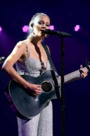 Kelsea Ballerini at 2020  iHeartCountry Festival Presented by Capital One in Nashville 2020/10/23 6