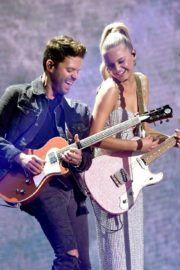 Kelsea Ballerini at 2020  iHeartCountry Festival Presented by Capital One in Nashville 2020/10/23 7