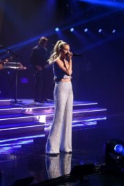 Kelsea Ballerini at 2020  iHeartCountry Festival Presented by Capital One in Nashville 2020/10/23 10