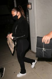 Kylie Jenner and Anastasia Karanikolaou Leaves a Voting Popup in West Hollywood 2020/10/26 3