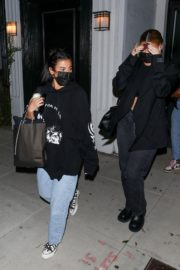 Kylie Jenner and Anastasia Karanikolaou Leaves a Voting Popup in West Hollywood 2020/10/26 4