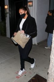 Kylie Jenner and Anastasia Karanikolaou Leaves a Voting Popup in West Hollywood 2020/10/26 7