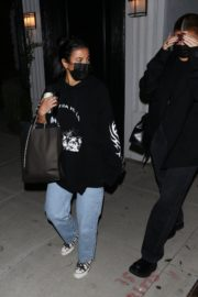 Kylie Jenner and Anastasia Karanikolaou Leaves a Voting Popup in West Hollywood 2020/10/26 9