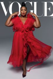 Lizzo Graces the Cover of Vogue's October 2020 Issue 7