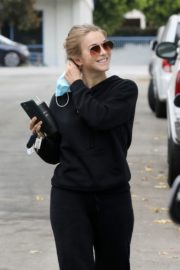 Out and About in Los Angeles 2020/10/24 2