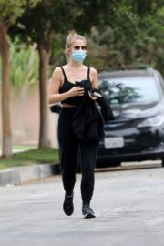 Out and About in Los Angeles 2020/10/24 3