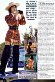 Pilar Rubio in Hola Espana!, October 2020 Issue 1