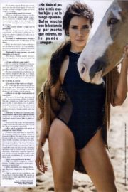 Pilar Rubio in Hola Espana!, October 2020 Issue 6
