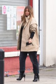 Pregnant Jennifer Lawrence Out for Lunch in New York 2020/10/26 1