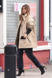 Pregnant Jennifer Lawrence Out for Lunch in New York 2020/10/26 2