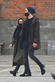 Rebecca Ferguson Out with Her Boyfriend in Venice 2020/10/22 6