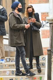 Rebecca Ferguson Out with Her Boyfriend in Venice 2020/10/22 8