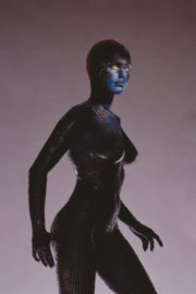Rebecca Romijn as Mystique From X-Men in 2020 Photoshoot 1