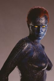 Rebecca Romijn as Mystique From X-Men in 2020 Photoshoot 8
