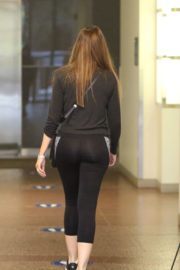 Sofia Vergara in Tights Out and About in Los Angeles 2020/10/22 4