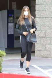 Sofia Vergara in Tights Out and About in Los Angeles 2020/10/22 6