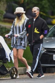 Sophie Turner and Joe Jonas Out in Los Angeles 2020/10/22 5