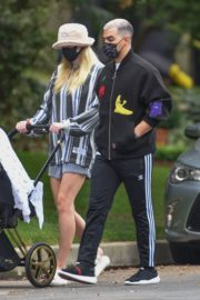 Sophie Turner and Joe Jonas Out in Los Angeles 2020/10/22 6