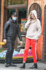 Toni Garrn Out and About in Germany 2020/10/23 1