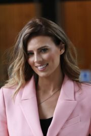 Twinnie-Lee Moore at Sunday Brunch in London 2020/10/25 1