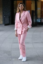 Twinnie-Lee Moore at Sunday Brunch in London 2020/10/25 4