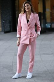 Twinnie-Lee Moore at Sunday Brunch in London 2020/10/25 9