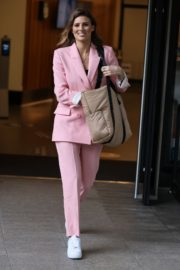 Twinnie-Lee Moore at Sunday Brunch in London 2020/10/25 10