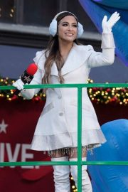 Ally Brooke at Macy's Thanksgiving Day Parade in New York 2020/11/26 2