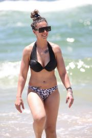 Amanda Micallef in Bikini at a Beach on Gold Coast 2020/11/14 5