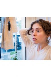 American actress Sophia Lillis at a Photoshoot, October 2020 Issue 3
