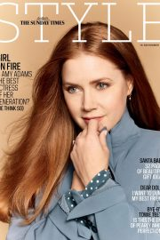 Amy Adams in The Sunday Times Style Magazine, November 2020 5