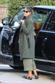 Arrives at a Friend's House in West Hollywood 2020/11/23 2