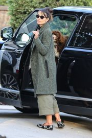 Arrives at a Friend's House in West Hollywood 2020/11/23 4