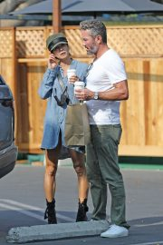 Brooke Burke Out Shopping in Los Angeles 2020/10/08 2