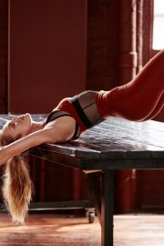 Candice Swanepoel for Tropic of C Movement 2020 Collection Photos 3
