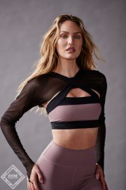 Candice Swanepoel for Tropic of C Movement 2020 Collection Photos 15