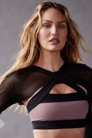 Candice Swanepoel for Tropic of C Movement 2020 Collection Photos 16
