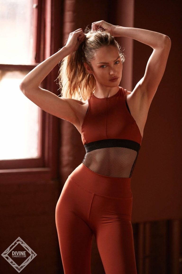 Candice Swanepoel for Tropic of C Movement 2020 Collection Photos 19