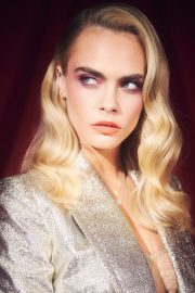 Cara Delevingne in American Music Awards 2020 Portrait Photos 2020/11/22 3