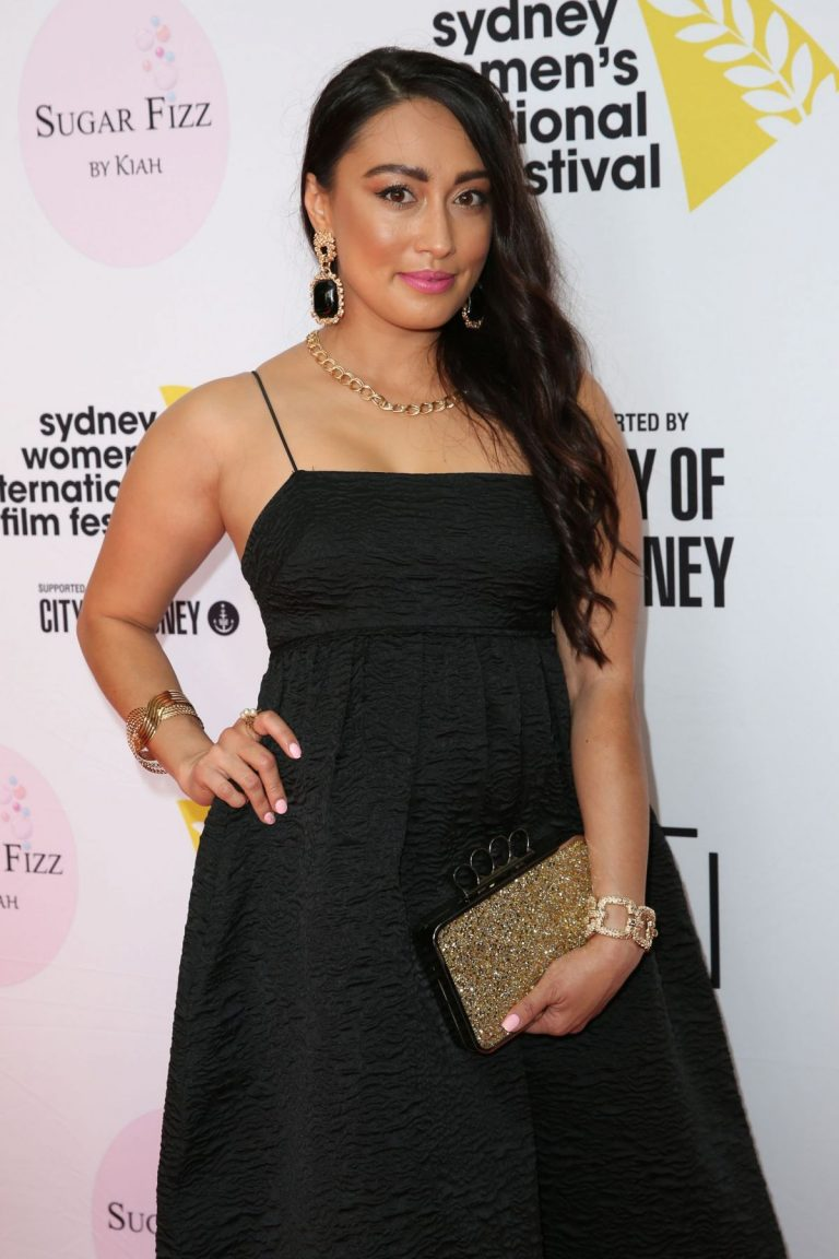 Carmel Rose at Sydney Women's International Film Festival 2020/11/27 2