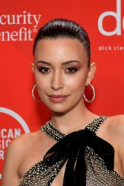 Christian Serratos at American Music Awards 2020 in Los Angeles 2020/11/22 1
