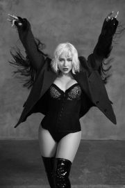 Christina Aguilera in L'Officiel Magazine, Italy Fall 2020 Issue 3