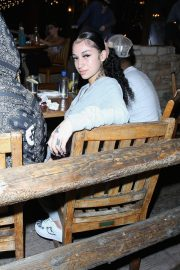 Danielle Bregoli Out for Dinner at Saddle Ranch in West Hollywood 2020/10/28 2
