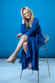 Emily Atack Photoshoot for Evening Standard 2020 Issue 1