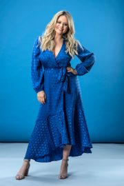 Emily Atack Photoshoot for Evening Standard 2020 Issue 3