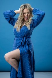 Emily Atack Photoshoot for Evening Standard 2020 Issue 7